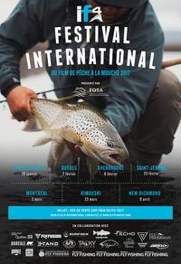 Le festival international du film de pêche à la mouche