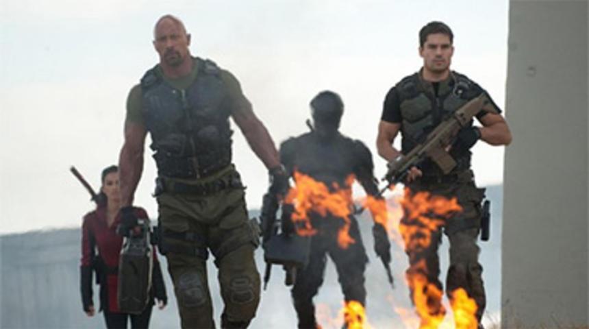 Box-office québécois : G.I. Joe: Les représailles amasse 698 996 $