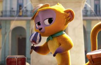 Pré-bande-annonce : Rencontrez l'adorable singe Vivo