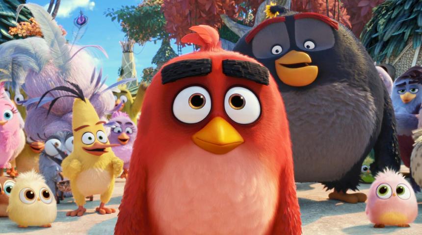 Sorties à la maison : The Angry Birds Movie 2 et 47 Meters Down: Uncaged