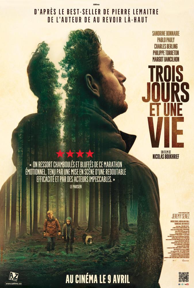 TROIS JOURS ET UNE VIE (2021) - Film - Cinoche.com