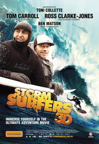 Storm Surfers 3D