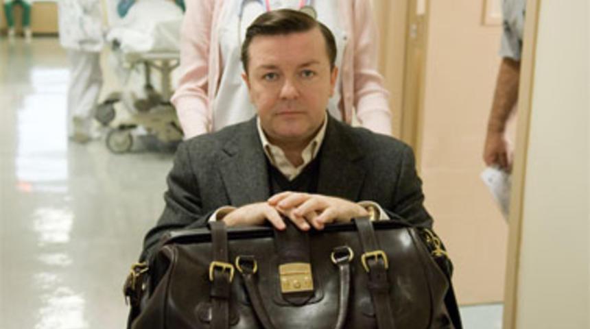 Ricky Gervais prêtera sa voix à une taupe