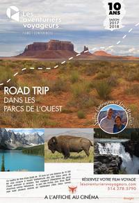 Les aventuriers voyageurs - Parcs de l'ouest