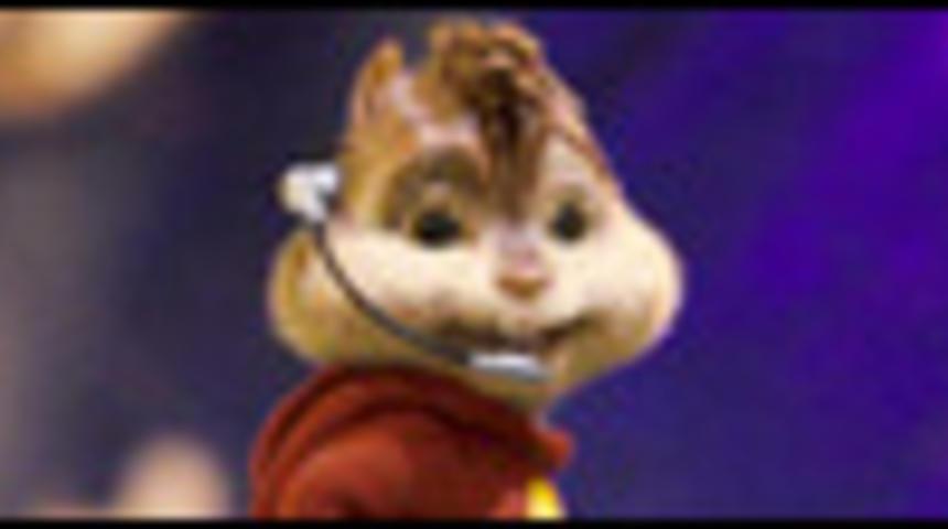 Deuxième bande-annonce en français pour Alvin et les Chipmunks