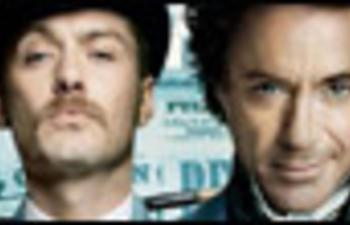 Nouvelle affiche de Sherlock Holmes
